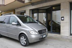 Bureau opérationnel Pantarei Chauffeur service, via damiano chiesa 3a, 30034 mira, venise, Italie, pour votre service VTC
