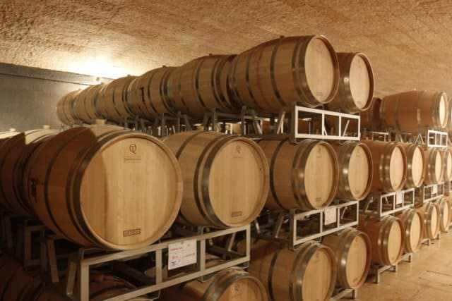 Valpolicella French oak barrels. Wine tasting during a private day excursion