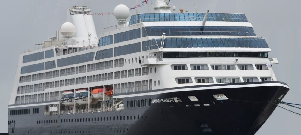 Azamara Pursuit, Azamara Club Cruises private transfer service from Venice cruise terminal to Marco Polo airport