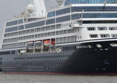 Azamara Pursuit cruise ship