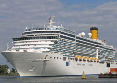Costa Deliziosa, port de Venise