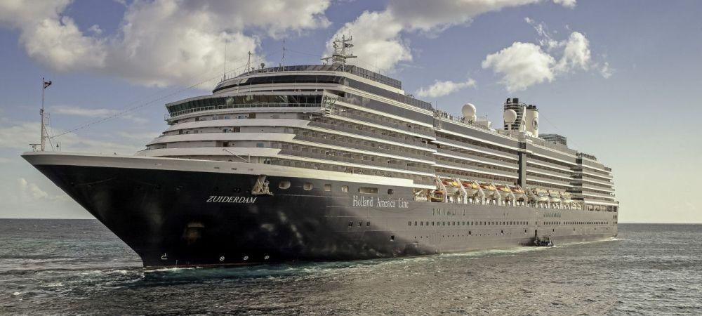 Ms Zuiderdam, Holland America Line, transfert privé du terminal de croisière de Venise à l'aéroport Marco Polo avec chauffeur professionnel, Pantarei chauffeur service