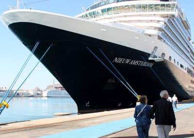 Nieuw Amsterdam, port de Venise