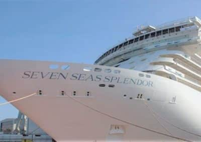 Seven Seas Splendor, port de Venise