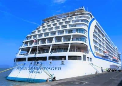 Seven Seas Voyager, port de Venise