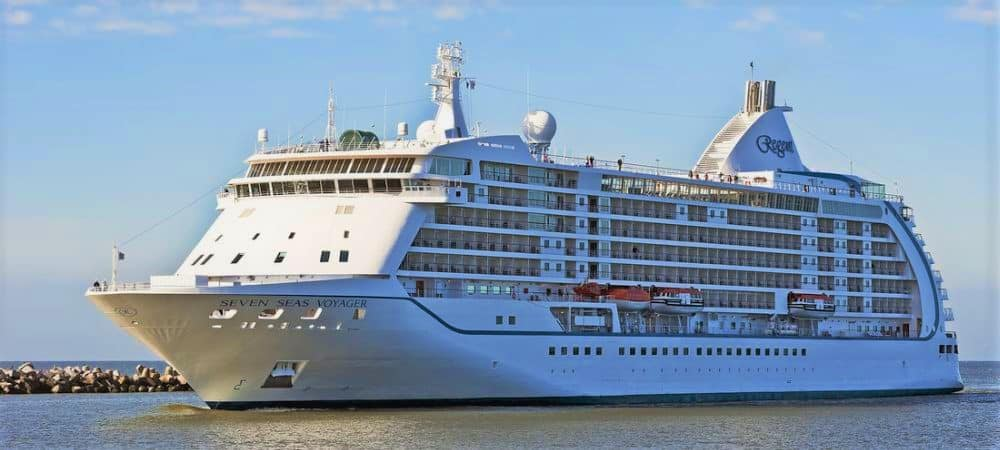 Seven Seas Voyager, Regent Seven Seas, private transfer service from Venice cruise terminal to Marco Polo airport with professional driver