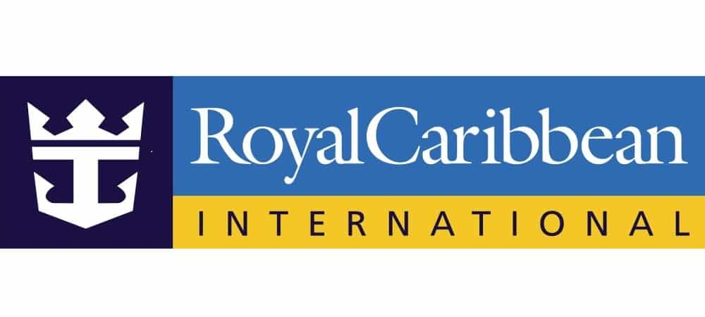 Royal Caribbean International logo, a cruise line brand founded in 1968 in Norway. And since 1997 it is wholly owned subsidiary of Royal Caribbean Cruises Ltd.