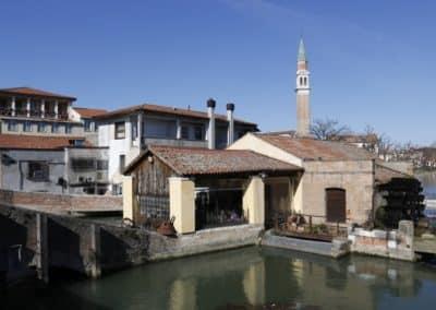 Dolo to Venice airport private transfer