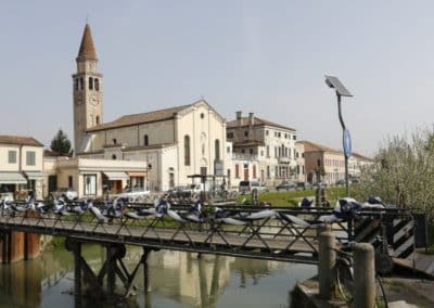 Mira to Treviso airport